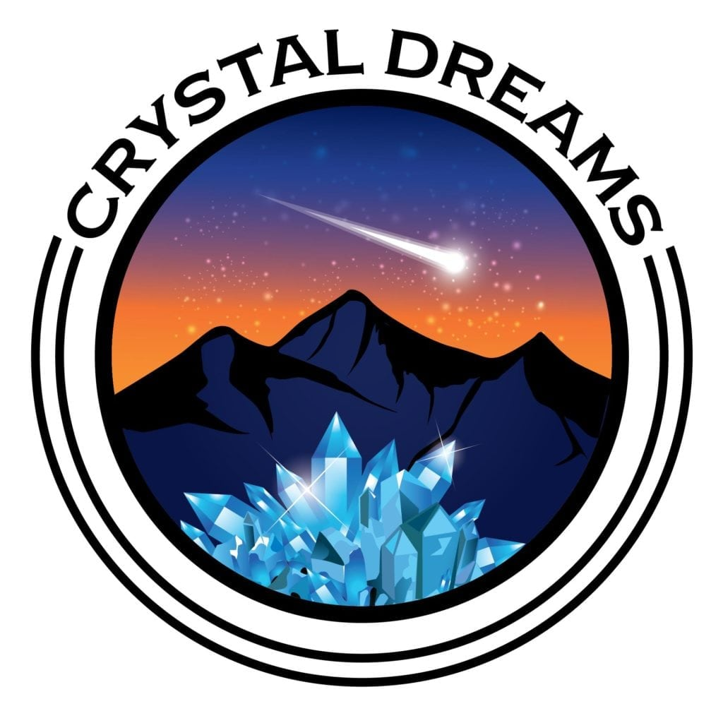 Crystal Dreams About us Page Logo