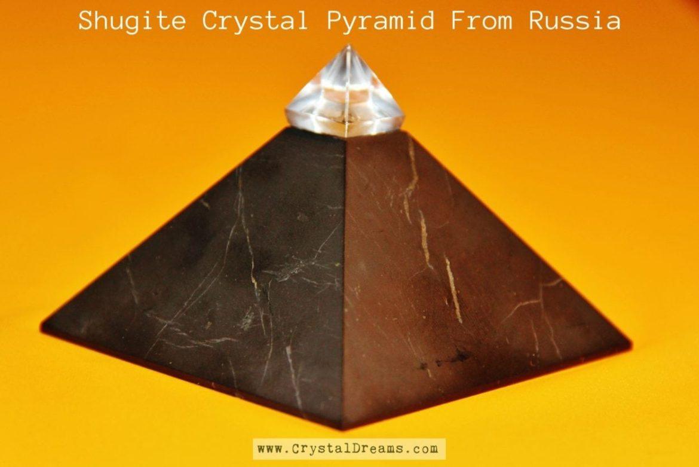 Article Crystal Dreams Qu'est-ce que le cristal de shungite?