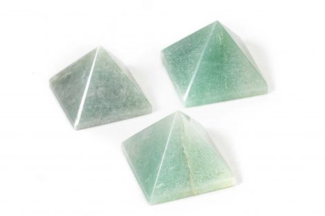 Aventurine pyramid- Heart chakra- Crystal Dreams
