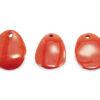 Red Jasper Crystal Dog Tag Pendant - Crystal Dreams