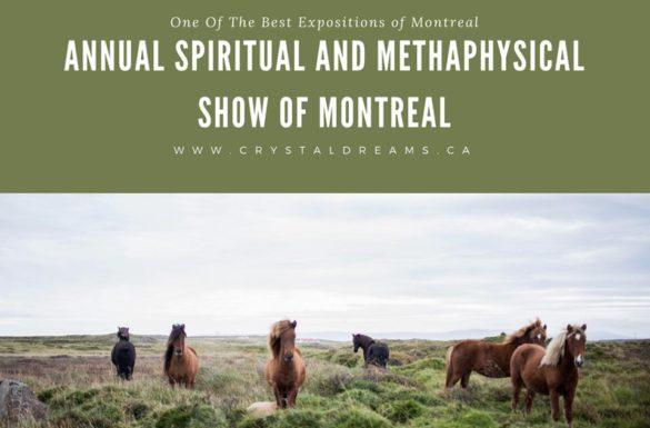 Crystal Dreams Spiritual & Metaphysical Show of Montreal