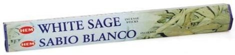 "High Quality ""HEM"" Incense Package of 20 Sticks - White Sage 1"