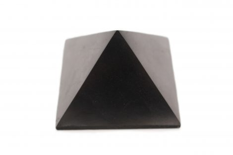 Shungite Pyramid (M) - Crystal Dreams