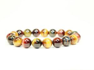 Crystal Dreams 100% Authentic Tiger Eye Bracelet