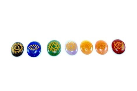 7 Chakra Crystals Set - Crystal Dreams