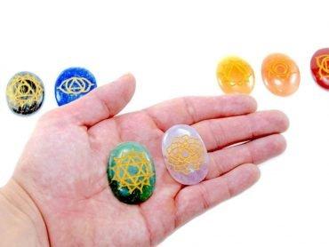 7 Chakra Crystals Set - Crystal Dreams