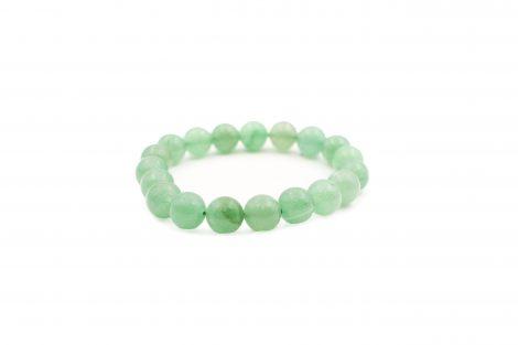 Aventurine Bracelet (10 mm, 8 mm or 6mm) - Crystal Dreams
