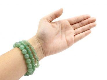 Aventurine bracelet - Crystal Dreams