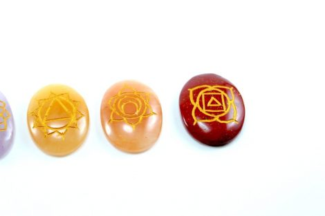 Crystal Dreams 7 Chakra Crystals Set 2