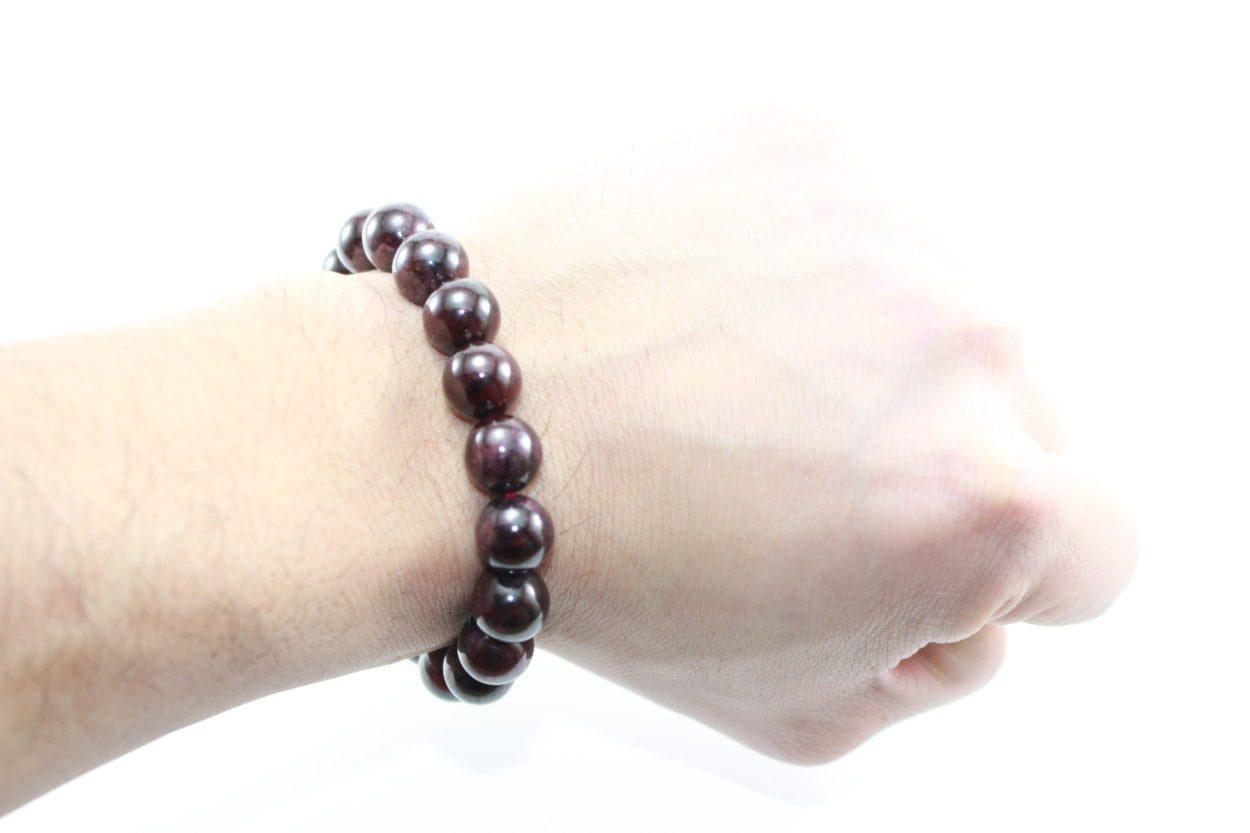 Crystal Dreams 100% Authentic Garnet Bracelet