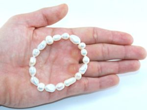 Crystal Dreams Freshwater Pearls Bracelet