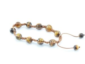 Crystal Dreams Tiger Eye Bracelet