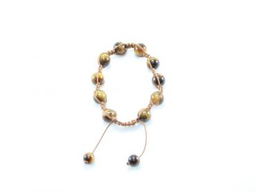 Crystal Dreams Tiger Eye Bracelet 2