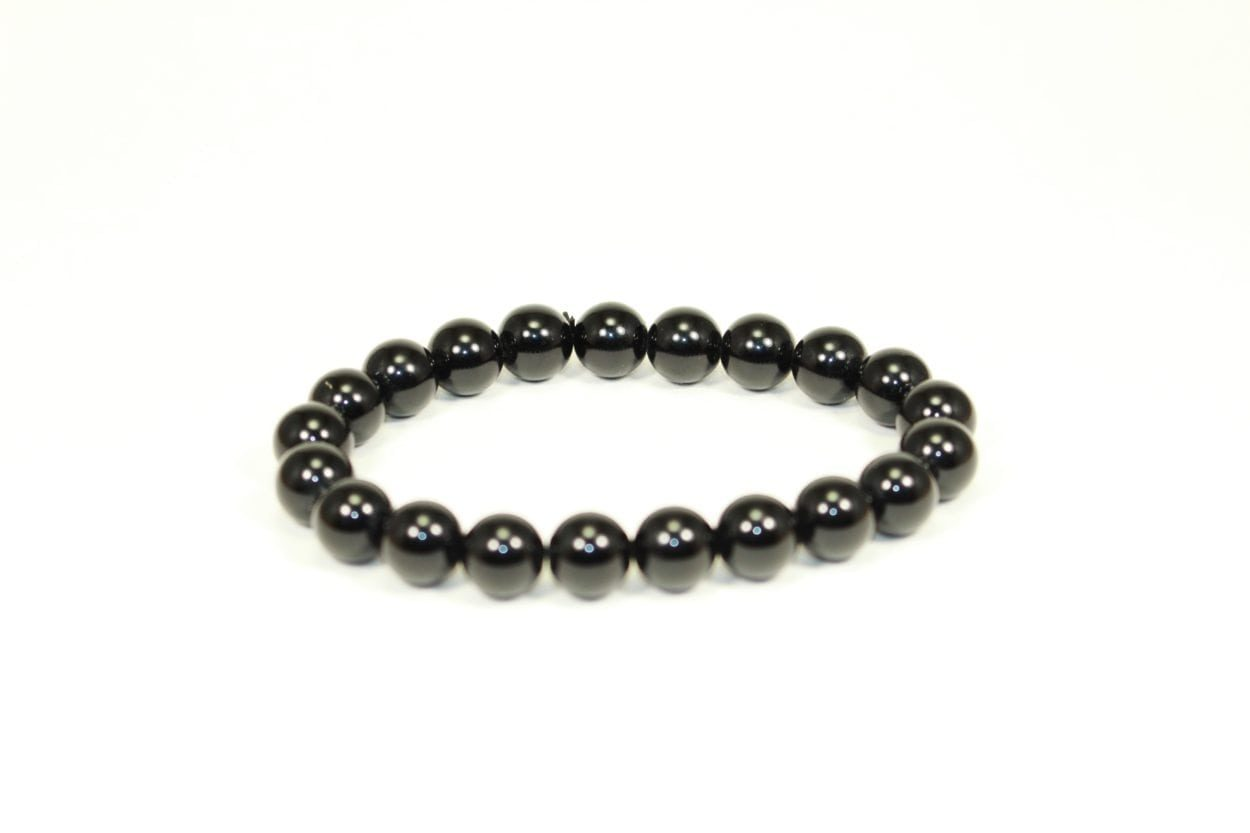 100% Authentic Obsidian Bracelet 6
