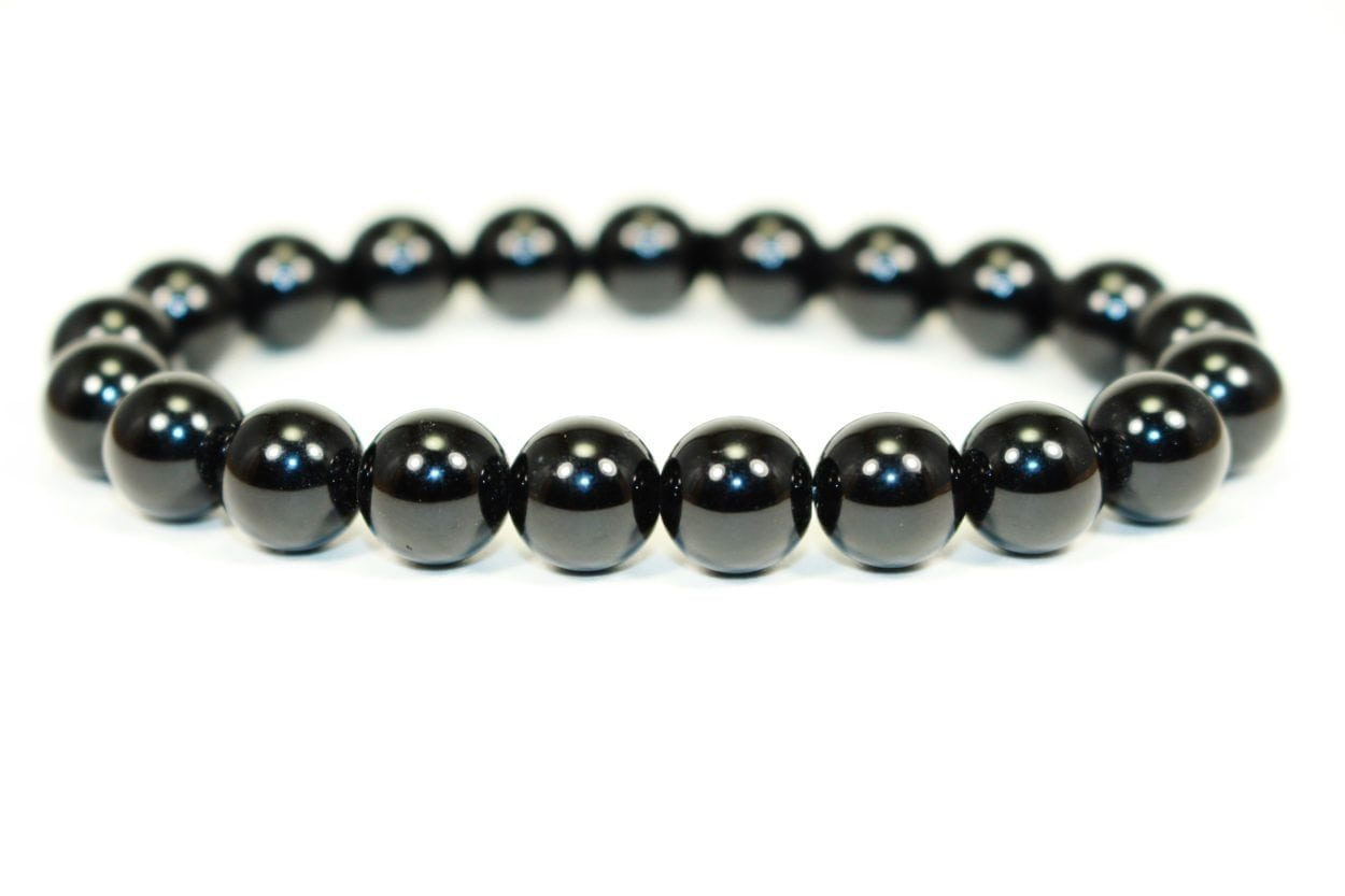 100% Authentic Obsidian Bracelet 5