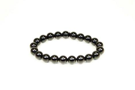 100% Authentic Obsidian Bracelet 4