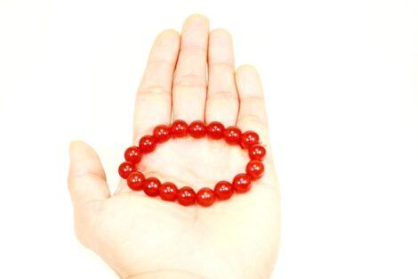 Crystal Dreams 100% Authentic Carnelian Bracelet