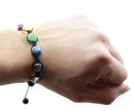 Chakra Bracelet (10 mm) - Crystal Dreams