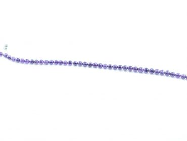 Crystal Dreams World 100% Amethyst Beads Strand From Spain 4
