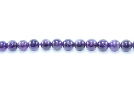 Crystal Dreams World 100% Amethyst Beads Strand From Spain 3