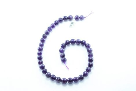 Crystal Dreams World 100% Amethyst Beads Strand From Spain 2