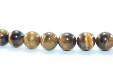 Crystal Dreams World 100% Authentic Tiger Eye Crystal Beads Strand 2