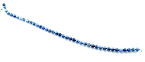 Crystal Dreams World 100% Authentic Sodalite Crystal Beads Strand 3