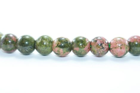 Crystal Dreams World 100% Authentic Unakite Crystal Beads Strand 2