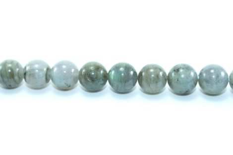 Crystal Dreams World 100% Authentic Labradorite Crystal Beads Strand 4