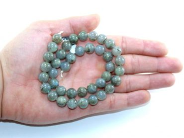 Crystal Dreams World 100% Authentic Labradorite Crystal Beads Strand