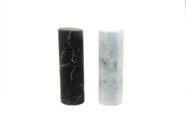 Unpolished Shungite Crystal Pharaoh Cylinders 3