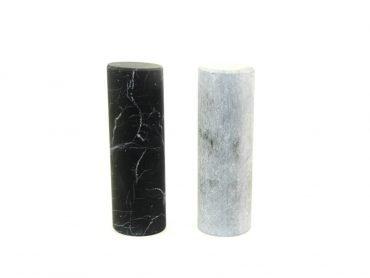 Unpolished Shungite Crystal Pharaoh Cylinders 3