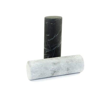 Unpolished Shungite Crystal Pharaoh Cylinders 2