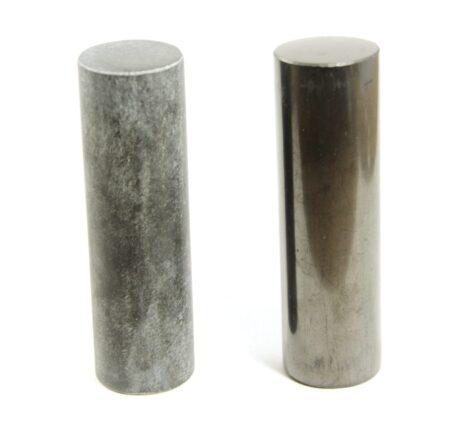 Polished Shungite Crystal Pharaoh Cylinders 3