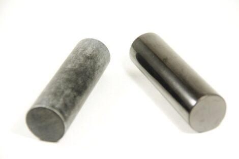 Polished Shungite Crystal Pharaoh Cylinders 1