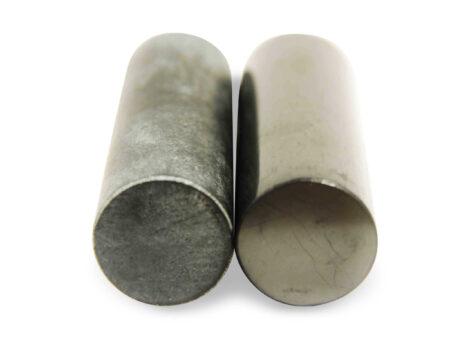 Polished Shungite Crystal Pharaoh Cylinders -Crystal Dreams