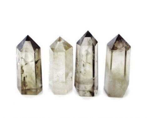 Smokey Quartz Prism - Crystal Dreams