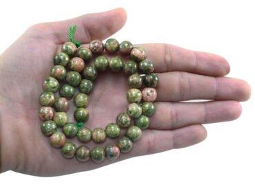 Unakite Beads - Crystal Dreams