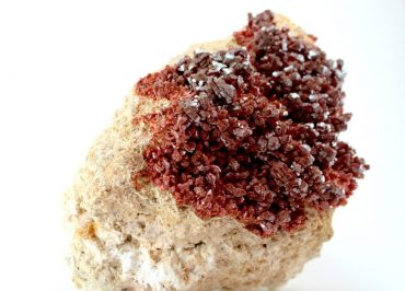 Crystal Dreams Large High Quality Vanadinite Geode - Natural Crystal Cluster XXL