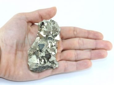 Crystal Dreams Pyrite Crystal - Large Gemstone In Rough Form
