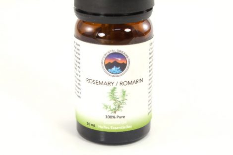 Crystal Dreams 100% Natural Rosemary Essential Oil