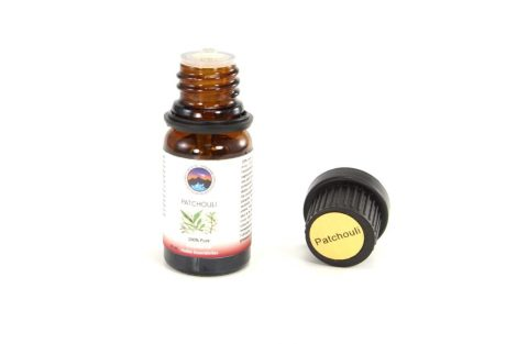Crystal Dreams 100% Natural Patchouli Essential Oil
