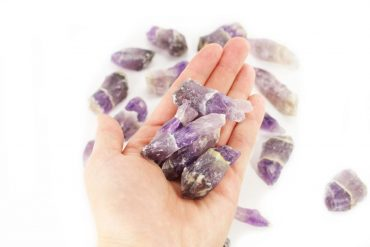 Crystal Dreams High Quality Auralite Amethyst