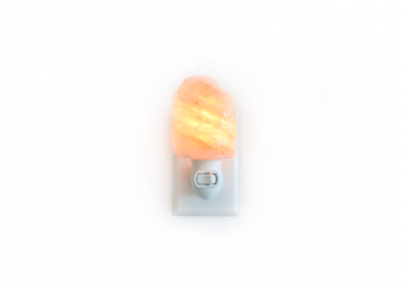 Crystal Dreams Himalayan Plugin Salt Night Lamp