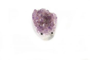 Crystal Dreams Natural Amethyst Porcupine
