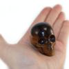 Crystal Dreams 100% Natural High Quality Tiger Eye Skull