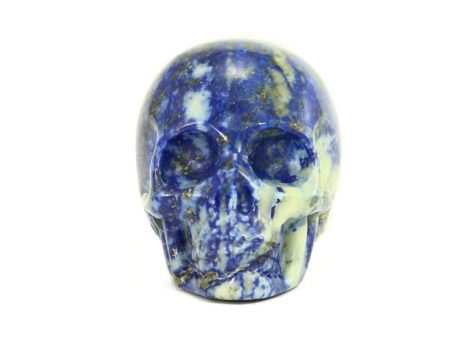 Crystal Dreams 100% Natural High Quality Lapis Lazuli Skull