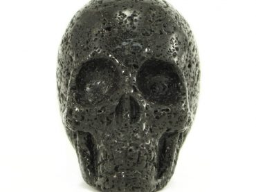 Crystal Dreams 100% Natural High Quality Lava Skull