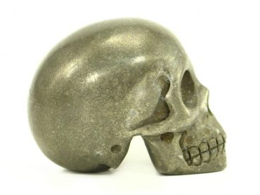Crystal Dreams 100% Natural High Quality Pyrite Skull