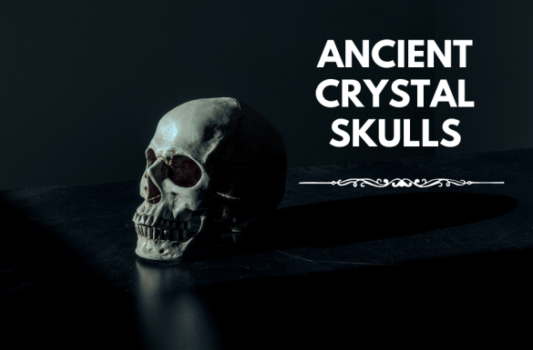 Anciens crânes de cristal